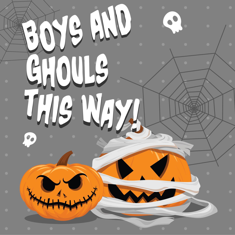 Halloween Printable Door Signs