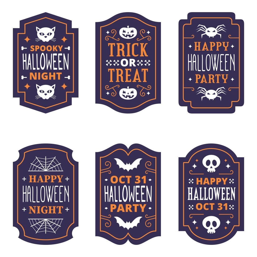7 Images of Halloween Printable Labels For Jars