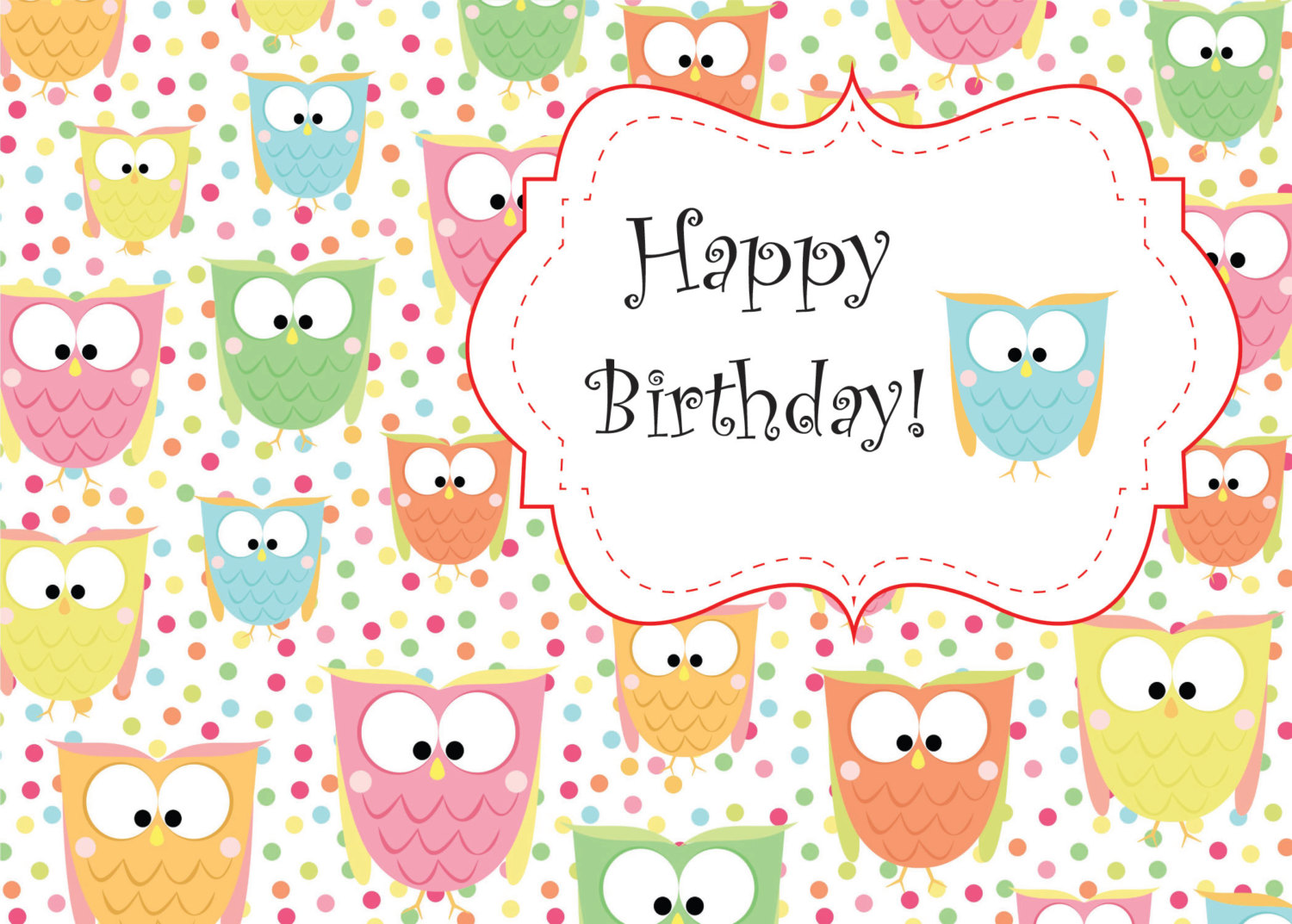 5 Images of Free Printable Foldable Birthday Cards Sister