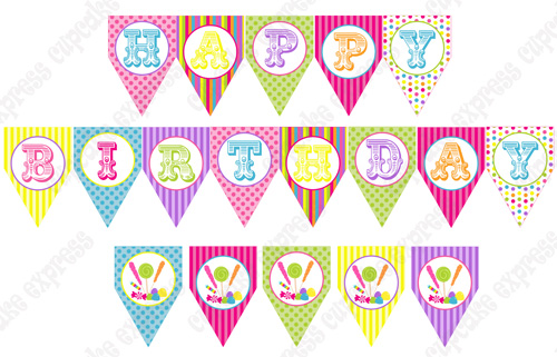 5 best images of free printable happy birthday owl banner