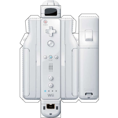 7 Images of Printable Wii Remote