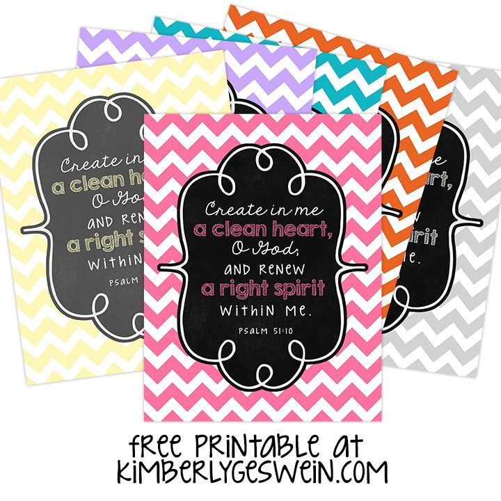 6 Images of Cute Bible Verse Free Printables