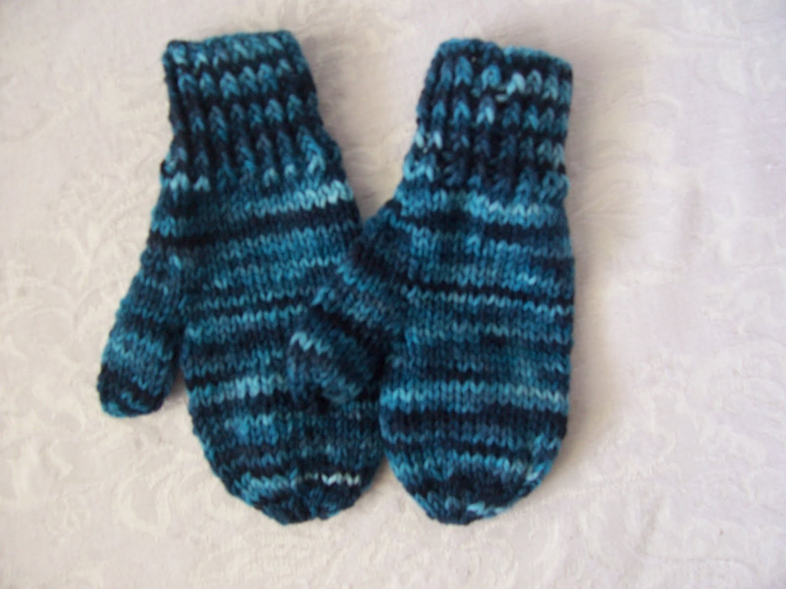 9 Best Images of Mitten Knitting Patterns Free Printable ...