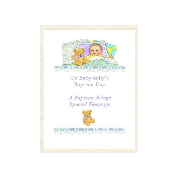 5 Images of Baptism Greeting Cards Printables