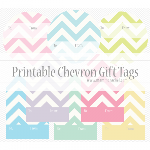 7 Images of Chevron Printable Circle Tags