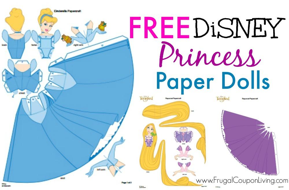 8 Best Images Of Free Printable Princess Paper Dolls Printable Princess Paper Dolls Disney Paper Princess Printable
