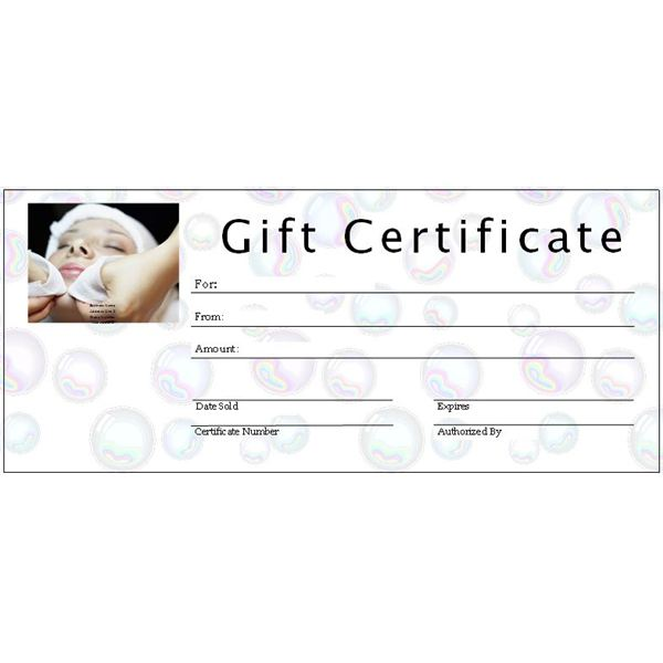 Doc750320 Free Blank Gift Certificate Template 1000 ideas – Gift Voucher Free Template