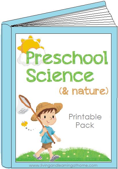 8 Best Images of Preschool Science Printables - Pre-K Five ...