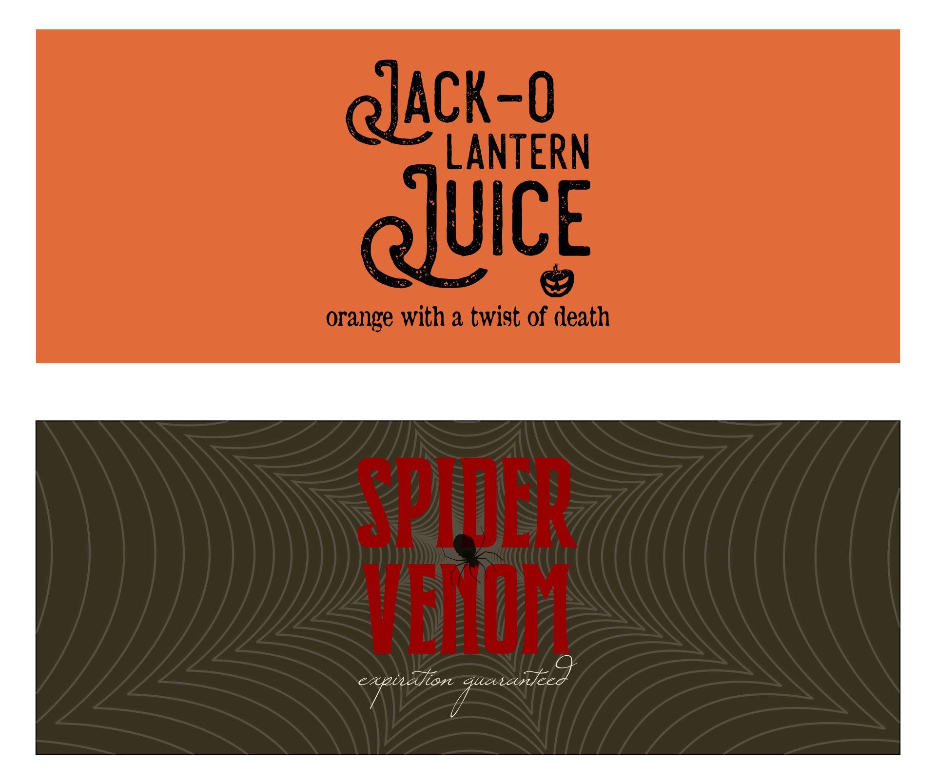 Halloween-Soda-Bottle-Labels-Printable