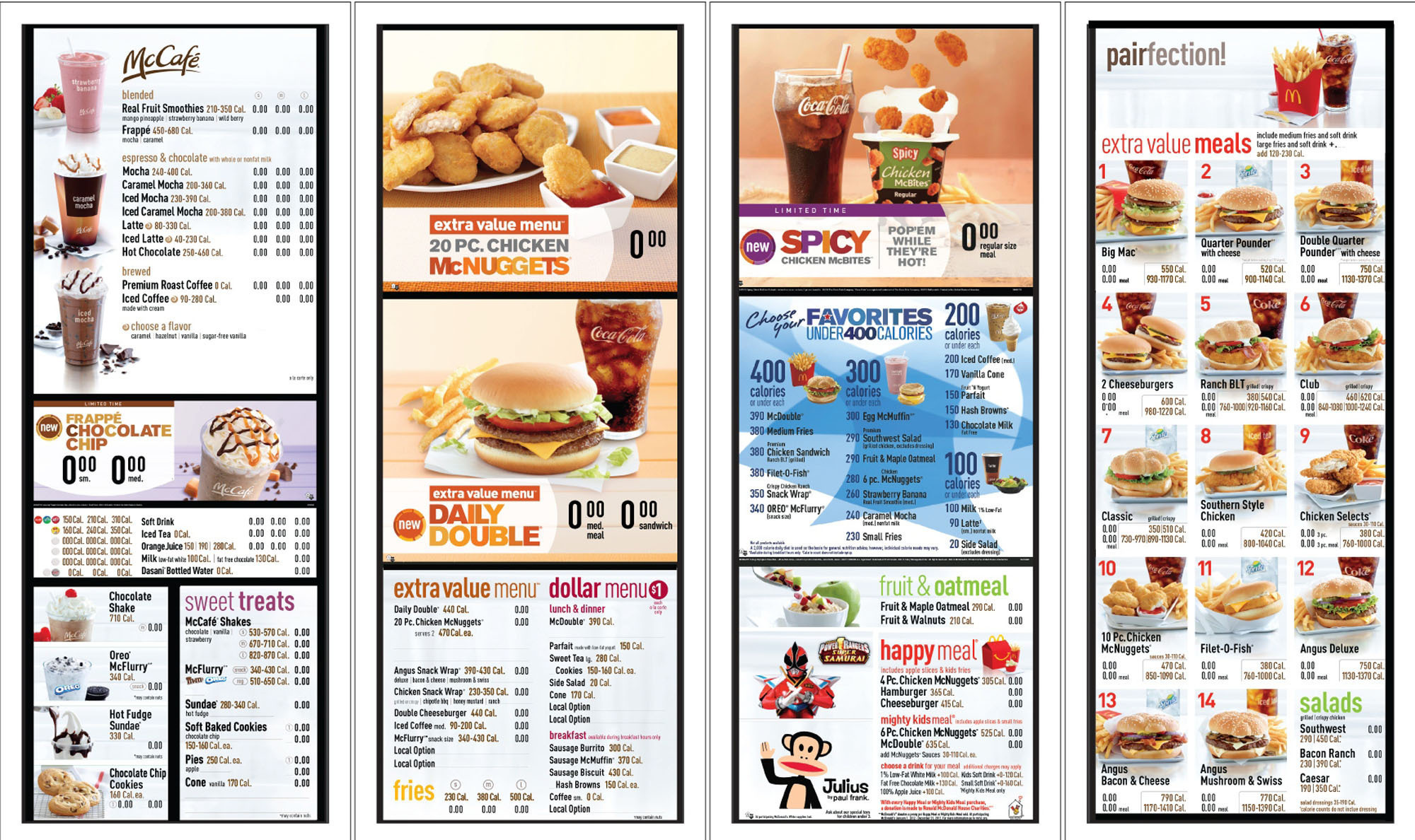 5 Images of McDonald's Restaurant Printable Restaurant