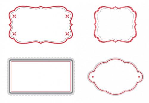 8 Best Images Of Blank Printable Tags Printable Blank
