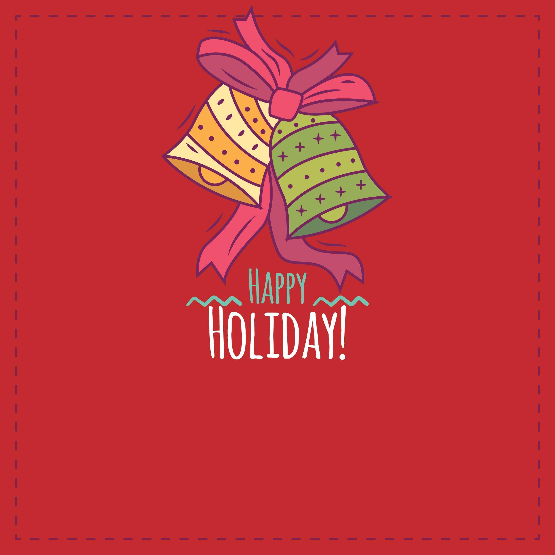 Printable Christmas Card Print