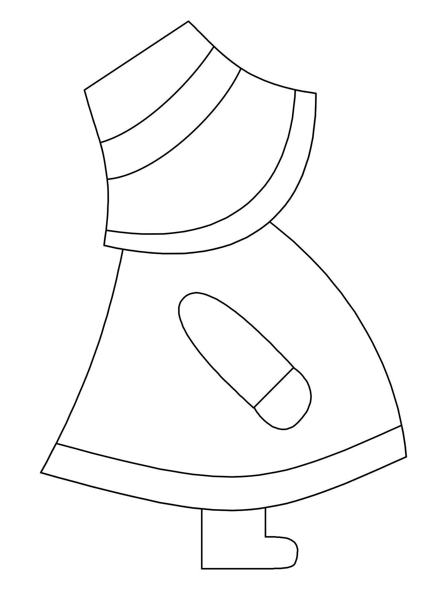 7 Images of Crochet Sunbonnet Sue Printable Pattern