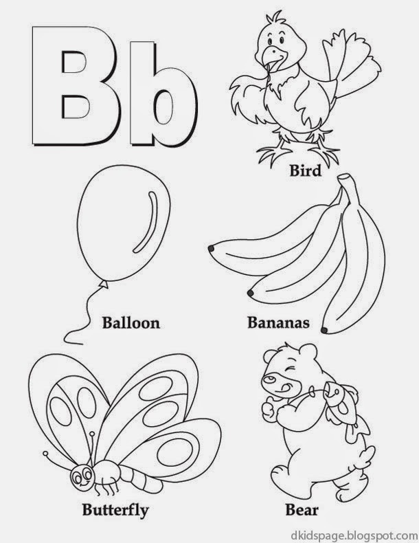 letter b activities 6 best images of printable letter b worksheets letter b 47720