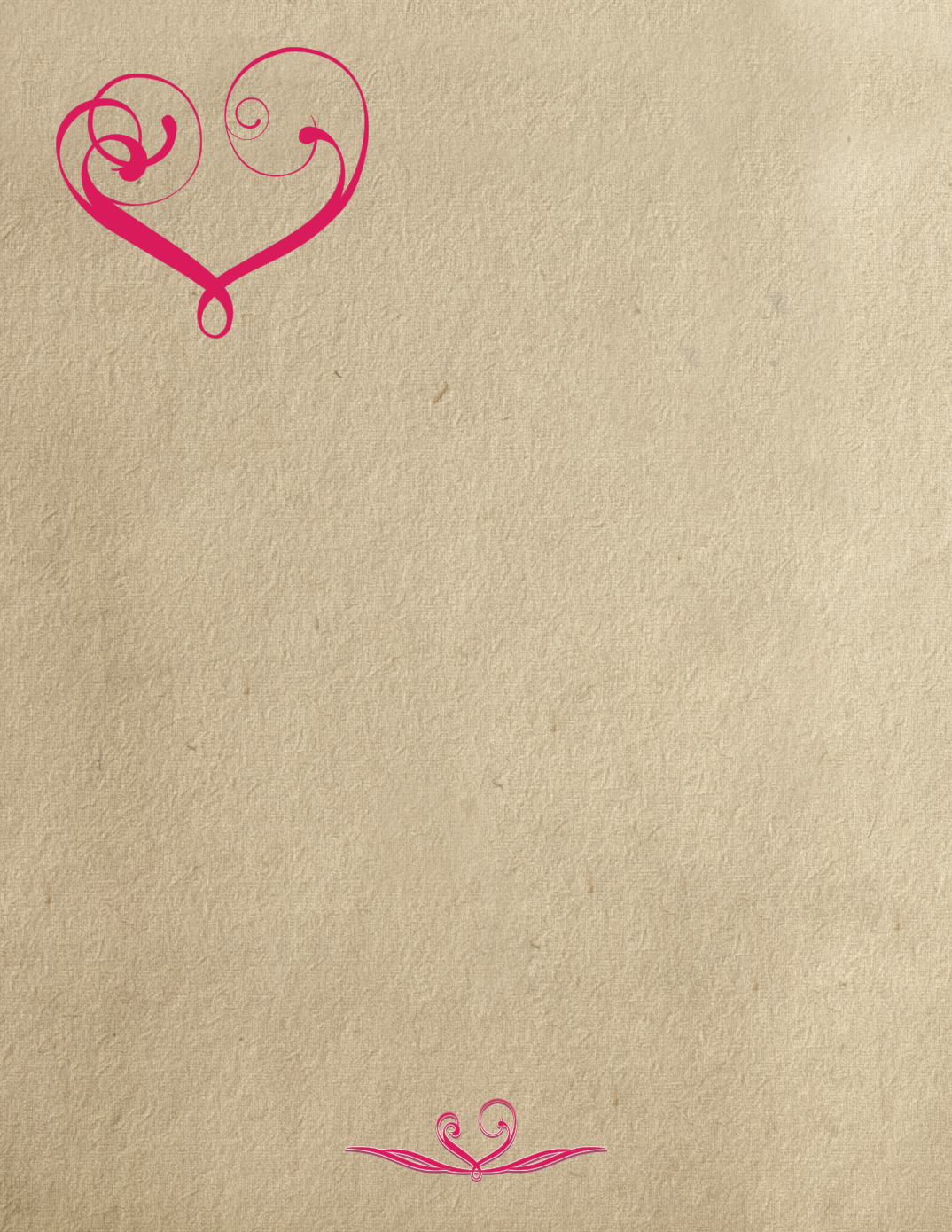 Love Letter Wallpaper Design : 8 Best Images of Printable Paper Vintage Love Letter - Free Printable Love Letter Paper ...