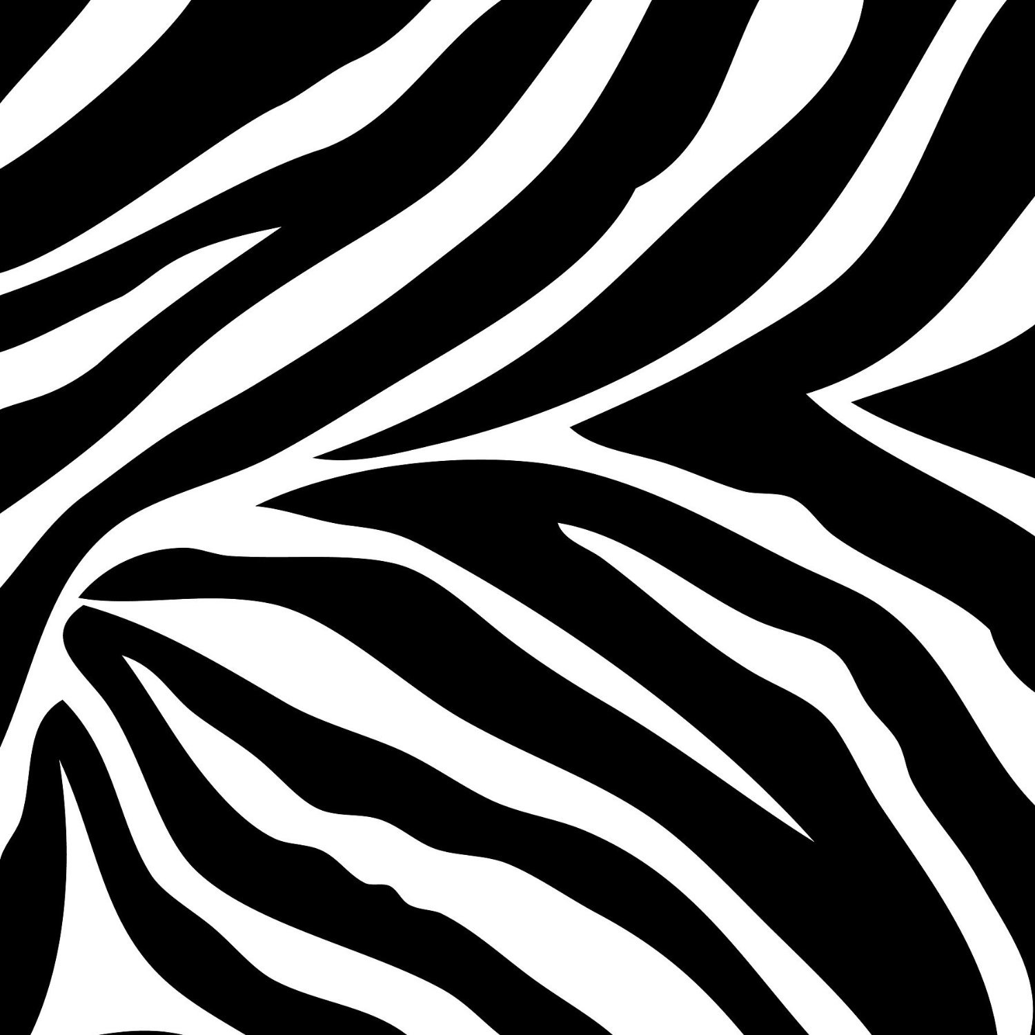 4 Images of Printable Zebra Print