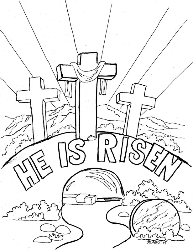 6 Images of Free Religious Easter Printables
