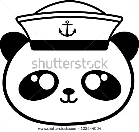 coloring pages of cute pandas - 7 best images of panda cute printable crafts printable