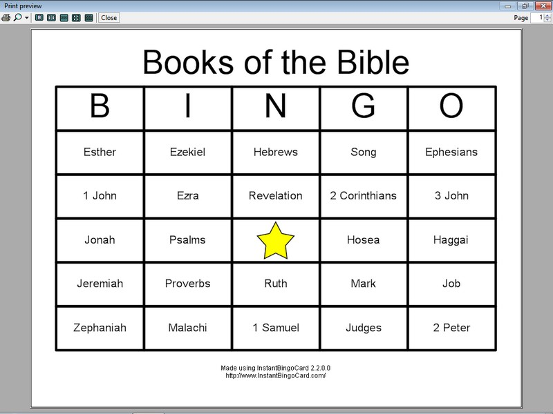 books of the bible list in order pdf