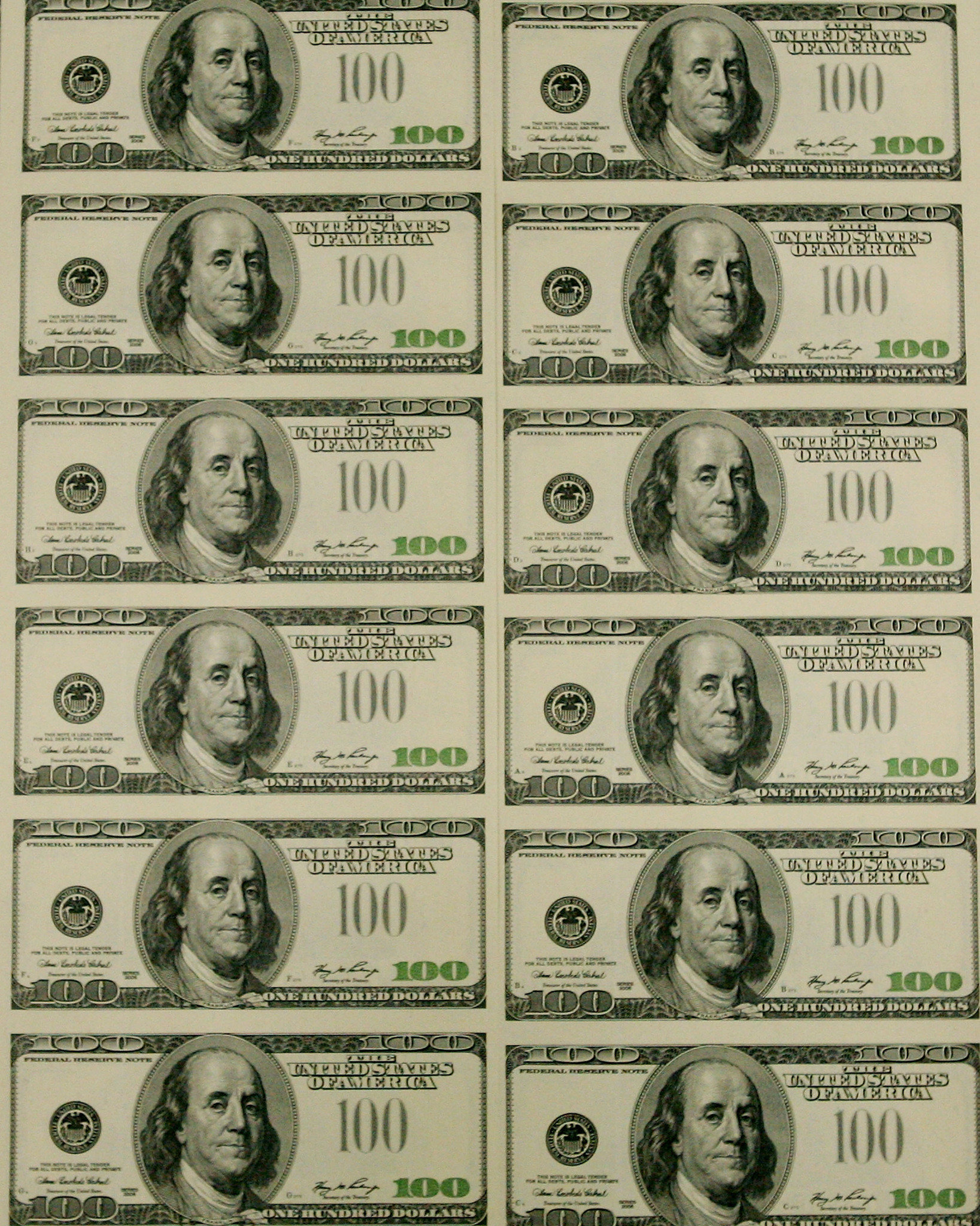 It's just a photo of Free Printable Play Money inside $50