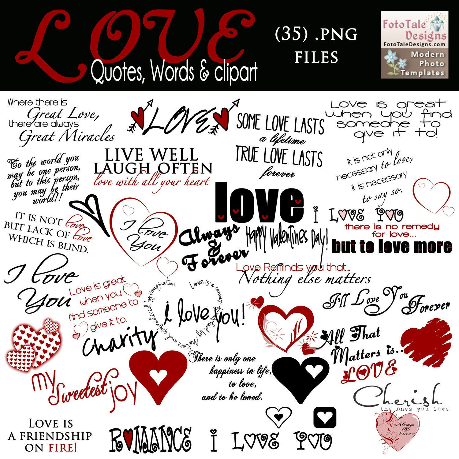 Love Quotes For Him Scrapbook : Scrapbook - Free Printable Word Art, Scrapbook Love Quotes and Sayings ...