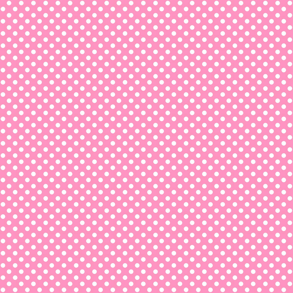 6 Images of Light Pink Polka Dot Paper Printable