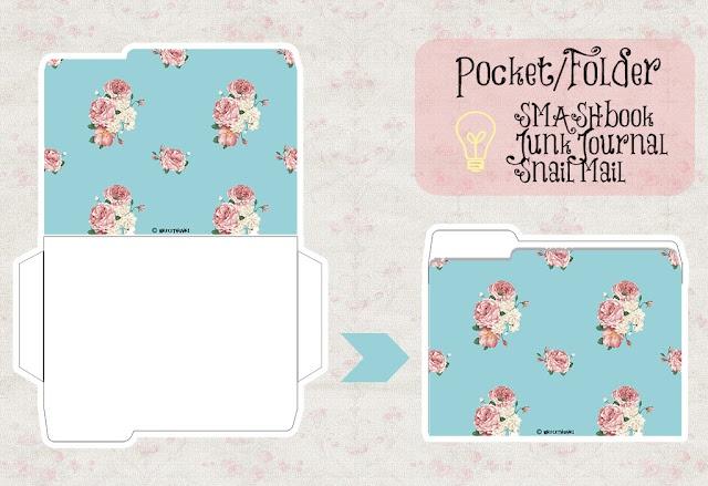 Pocket Smash Book Printables