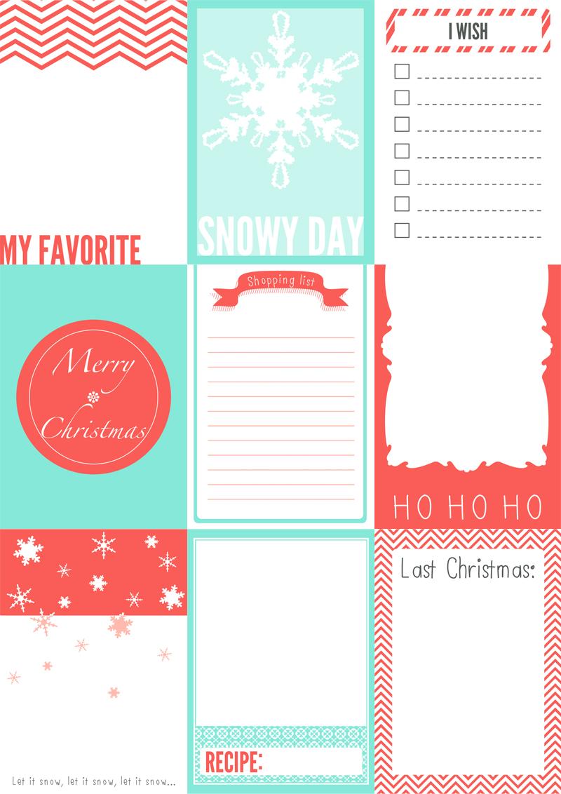 7 Images of Santa Cards Printables