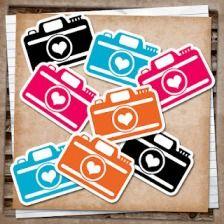 Printables Scrapbooking Free Cameras