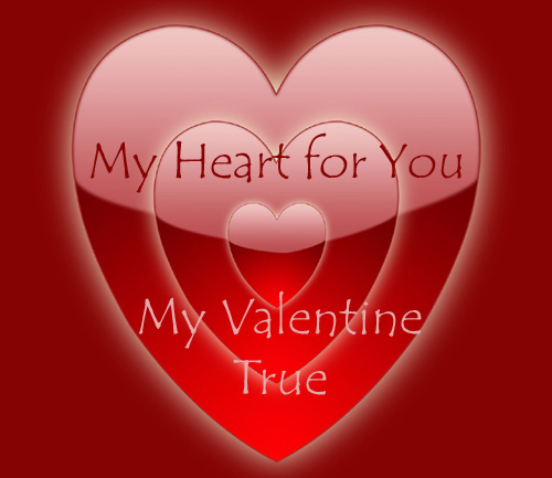 Short Valentine's Poems for Him