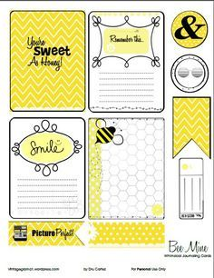 9 Images of Smash Book Printable Freebies