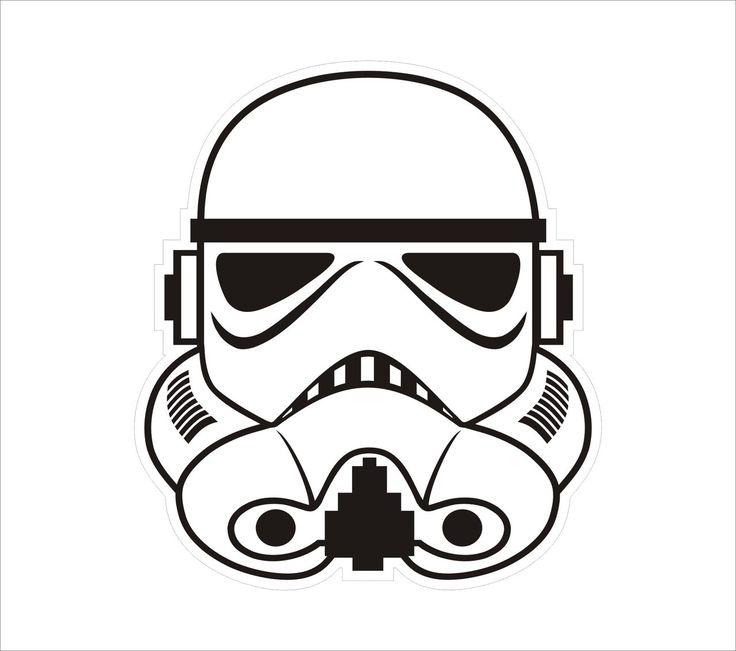9 Best Images Of Trooper Star Wars Printable Mask