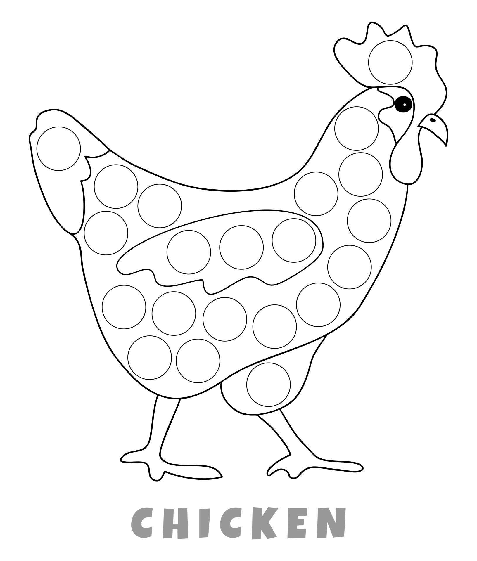 ... Do a Dot Free Printables Preschool and Do a Dot Printable Worksheets