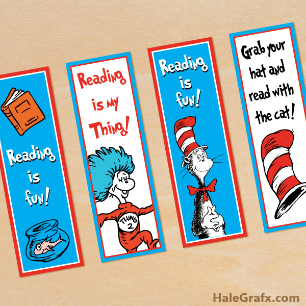 4 Images of Free Printable Cat Bookmarks