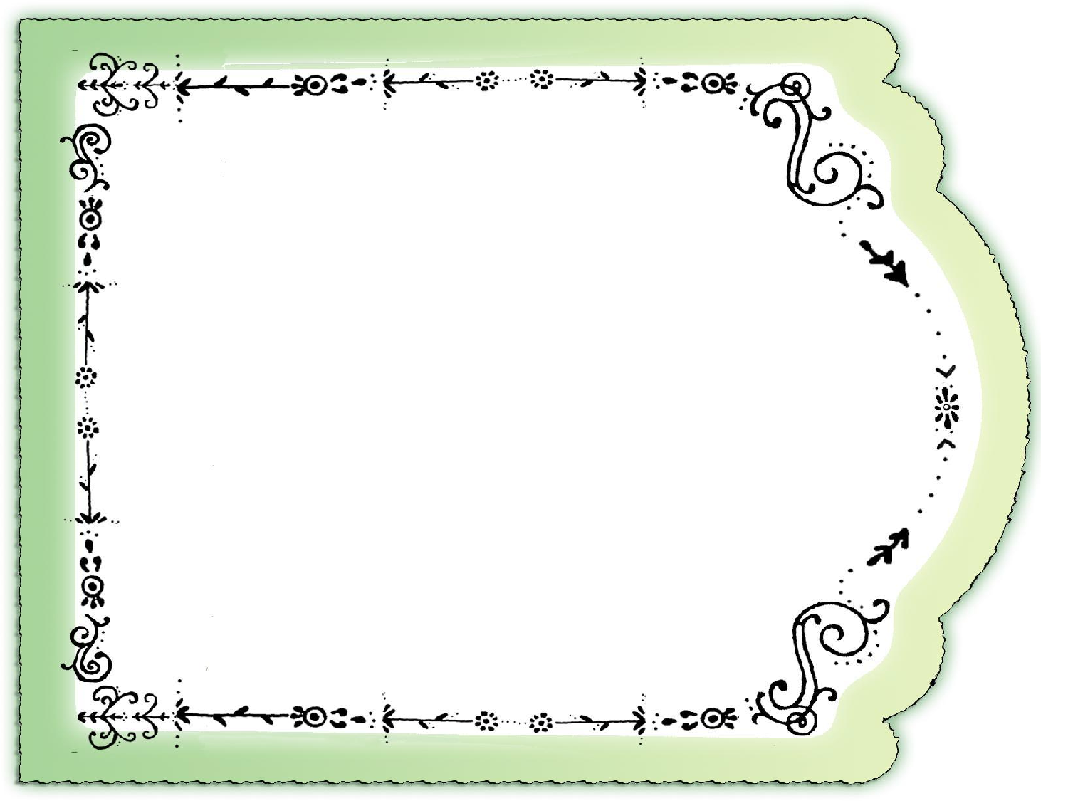 Free Printable Frame Templates