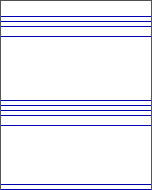lined notebook paper template