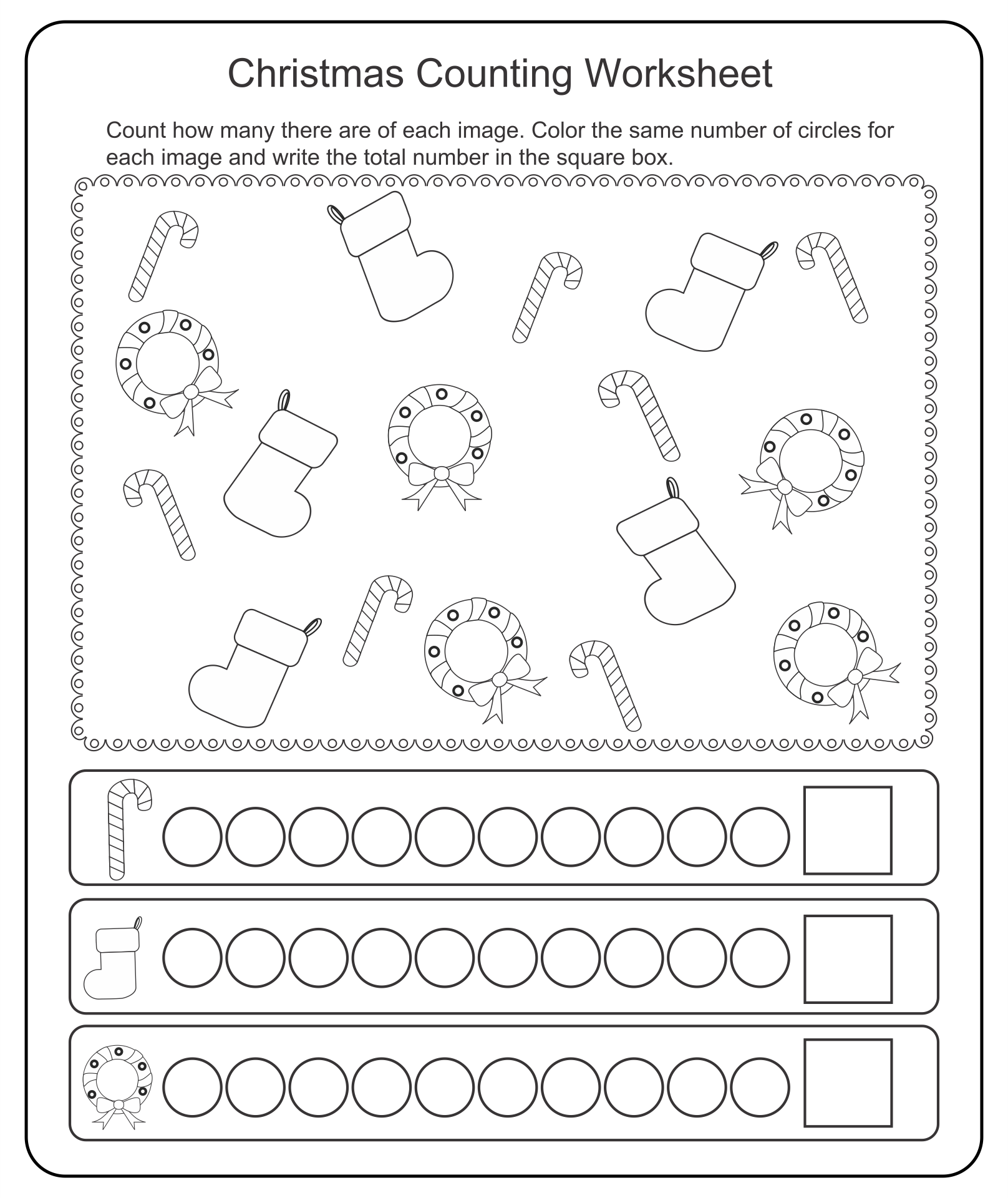printable christmas crafts for preschoolers 4 best images of printable crafts for 940