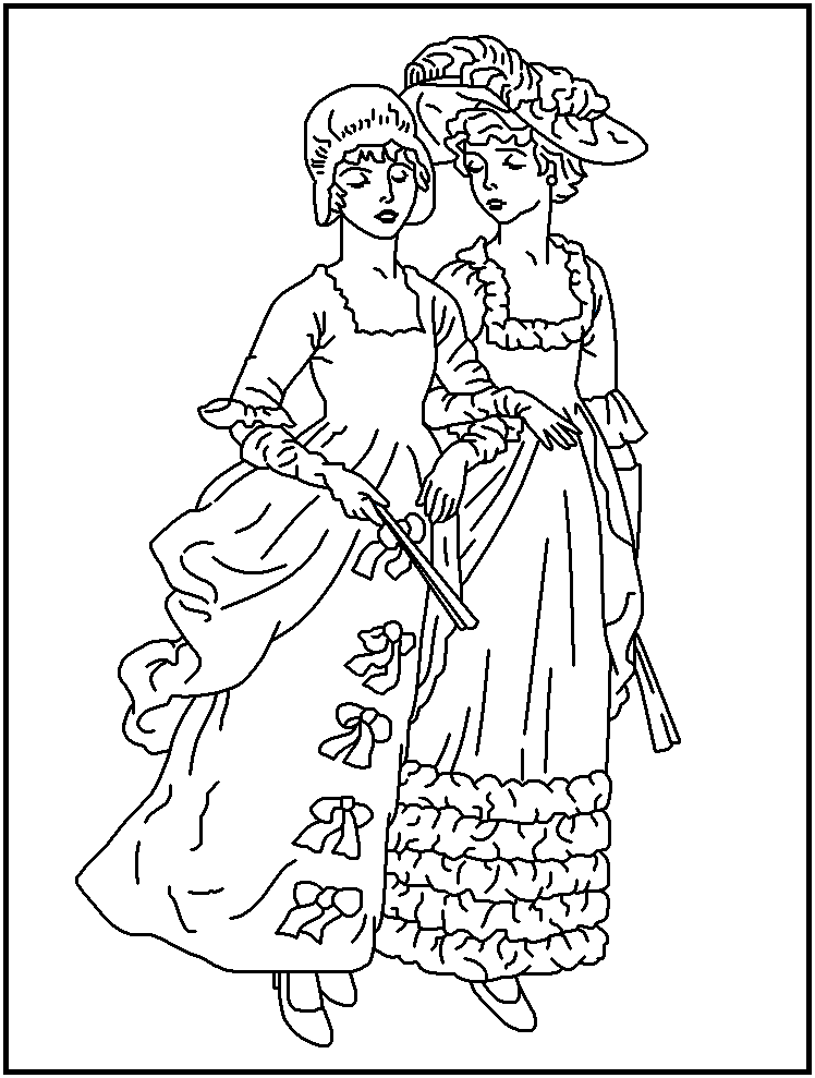 6 Images of Mother Goose Printables