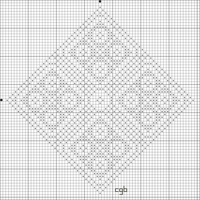 6 Best Images Of Free Printable Counted Cross Stitch