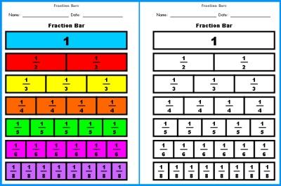 math worksheet : 6 best images of printable fraction pieces  fraction circles  : Fraction Circle Worksheets