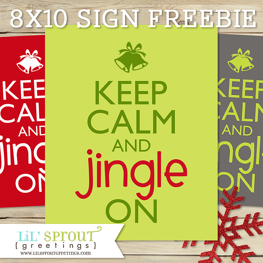 6 Images of Free Printable Holiday Signs