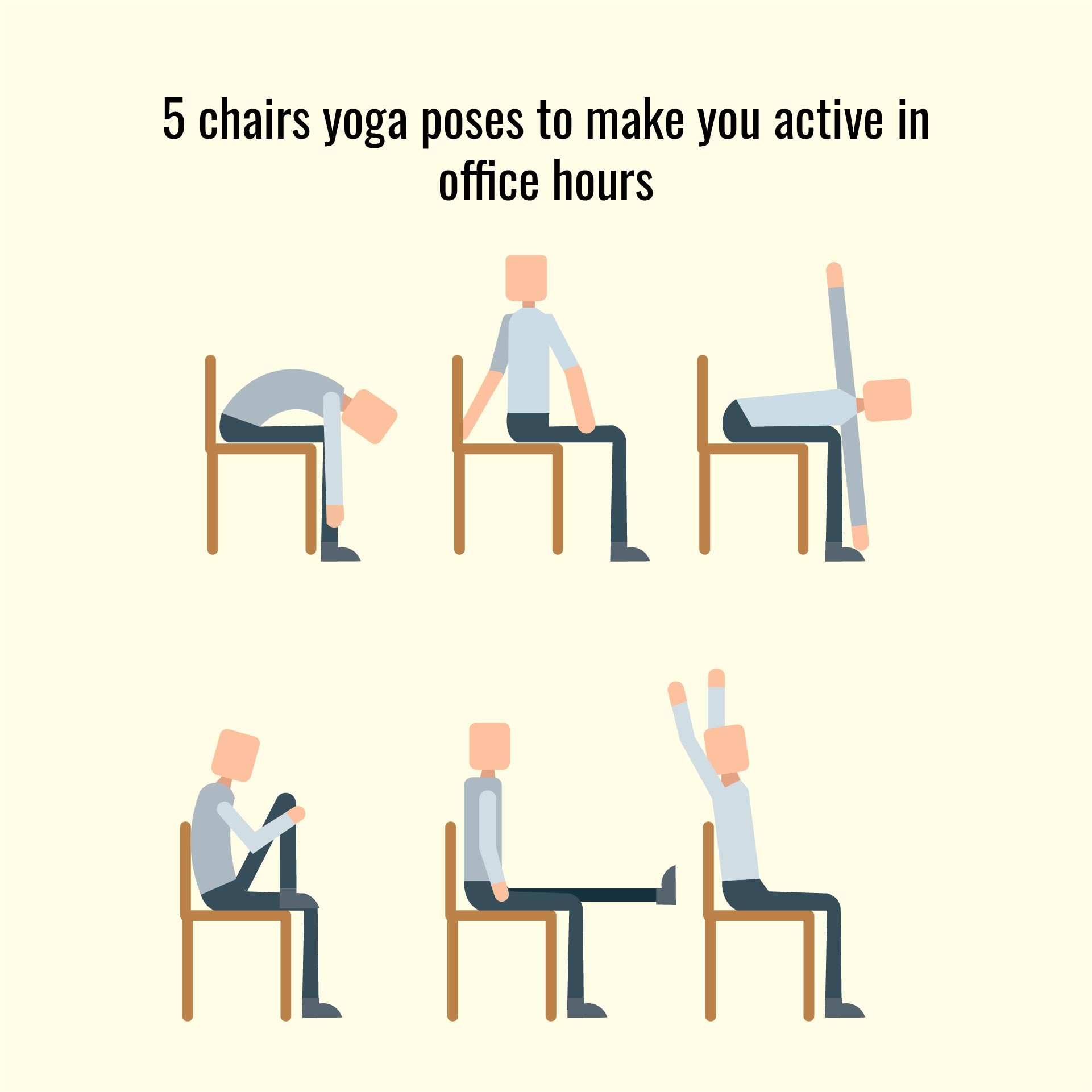 9 Best Images Of Printable Chair Exercises For Seniors Senior Chair Yoga Exercises Printable Chair Yoga Poses And Best Chair Exercises For Seniors Printablee Com