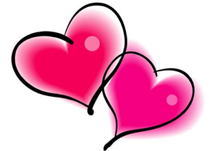 5 Images of Valentine's Day Hearts Printables