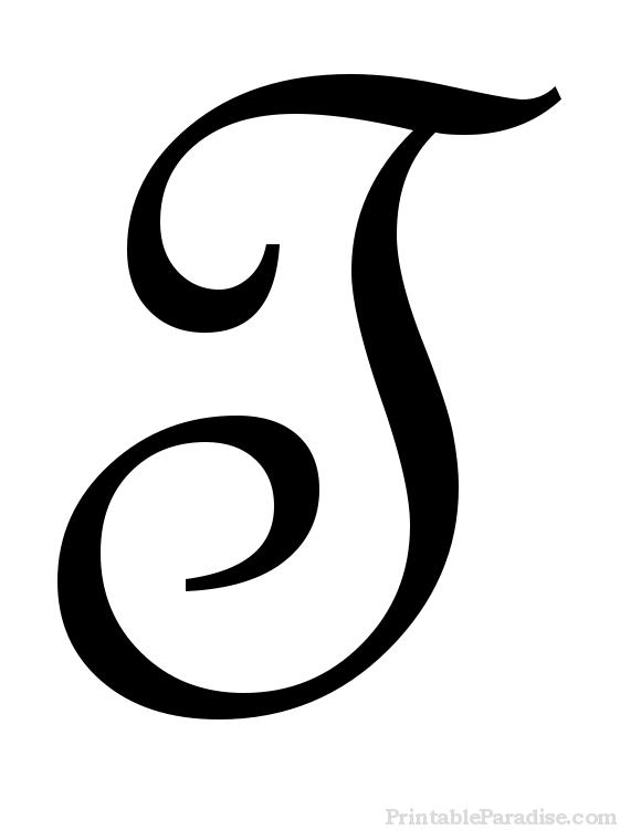 Fancy Capital Letter T | www.imgkid.com - The Image Kid ...