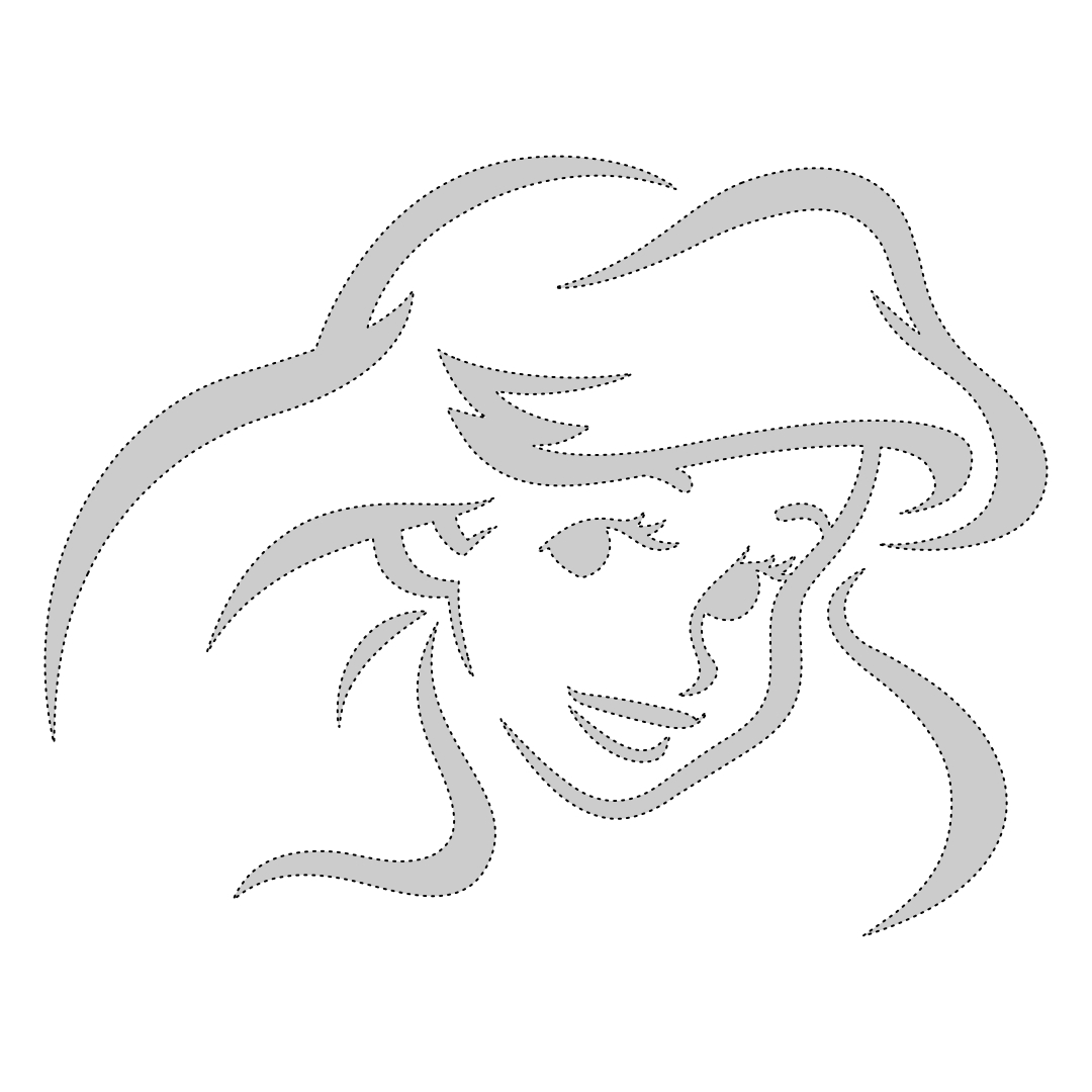 Best images of little mermaid printable stencils ariel