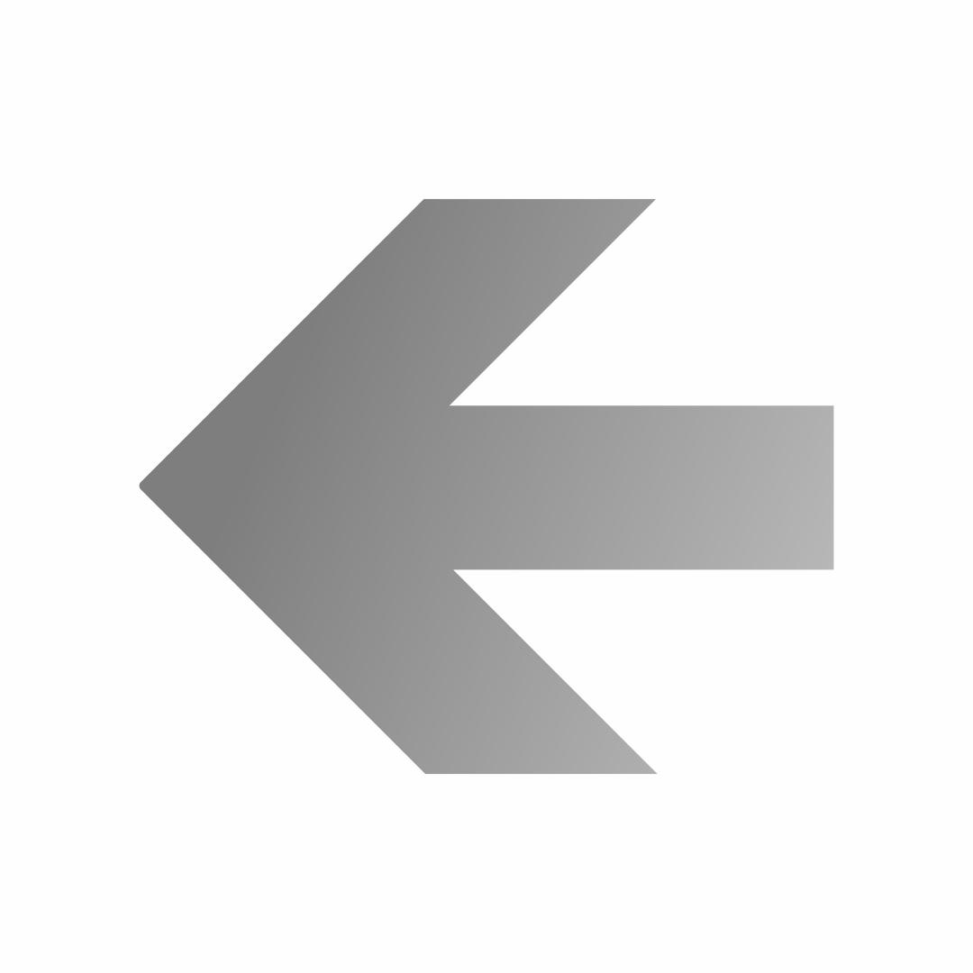 Printable Left Arrow Signs