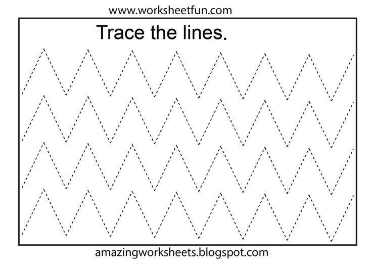 math worksheet : free printable preschool worksheets tracing lines  k5 worksheets : Tracing Lines Worksheets For Kindergarten