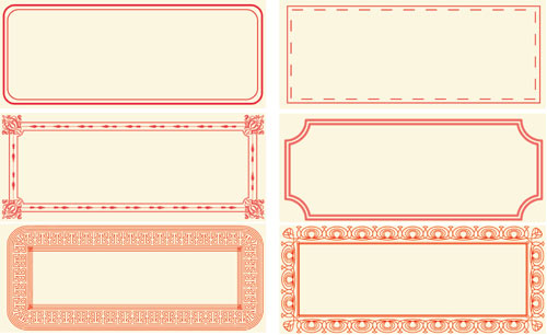 8 Images of Printable Red Tags Template