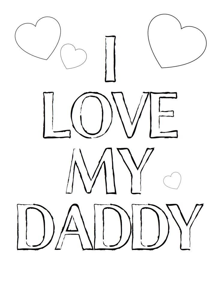 7 Images of Free Printables I Like What About Daddy