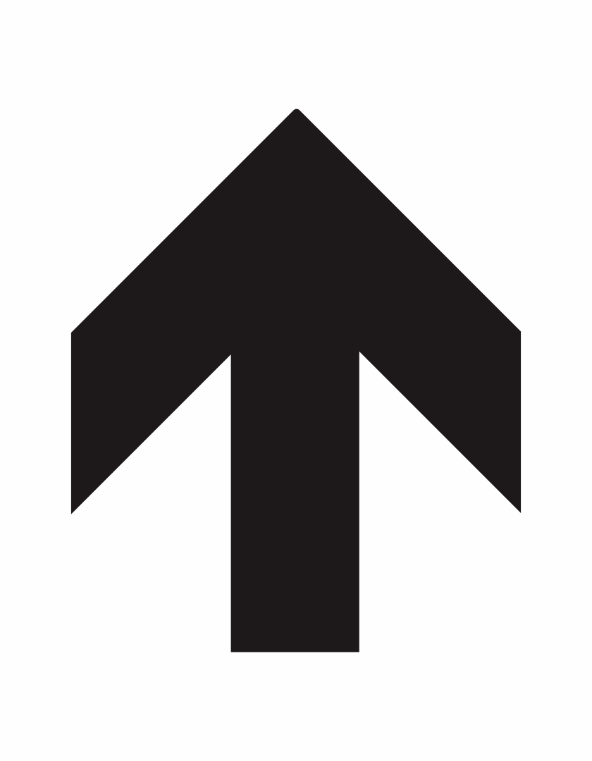 Printable Arrow Signs
